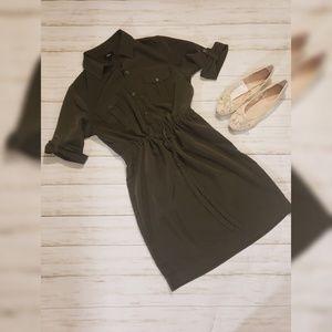 Mossimo Drawstring Dress